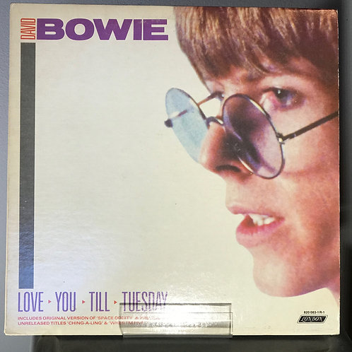 David Bowie 1984 LoveYou Til Tuesday