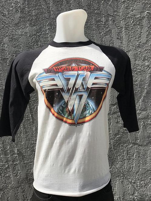 Van Halen World Tour Shirt