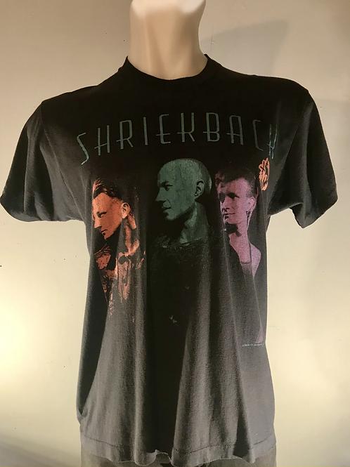 "Shrieback 1986 ""Big Night Music"" North American Tour"
