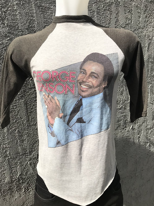 """George Benson """"In Your Eyes"""" Tour Shirt"""