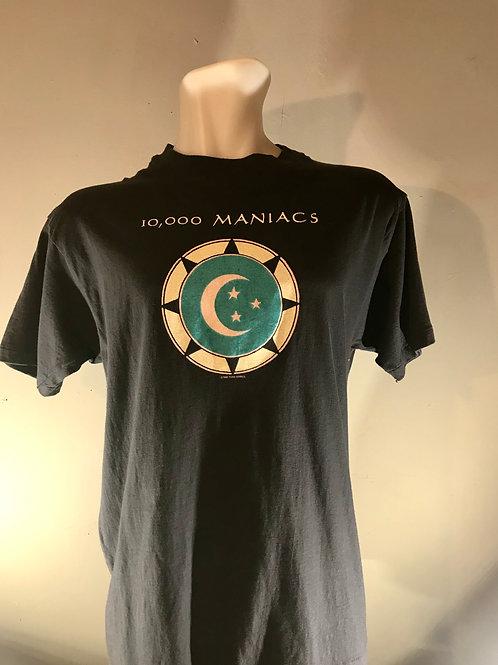 10,000 Maniacs 1988 Tour T-Shirt
