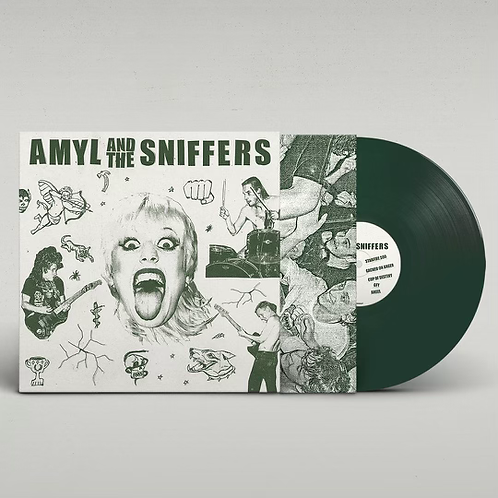 Amyl &The Sniffers - Self Titled LP