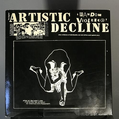 Artistic Decline:Random Violence 1987