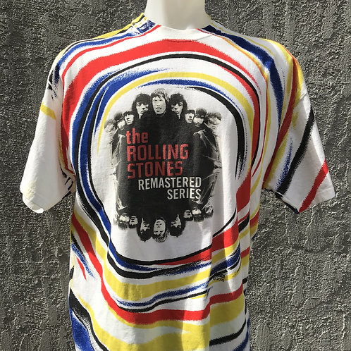 """The Rolling Stones """"Remastered Series"""" Shirt"""