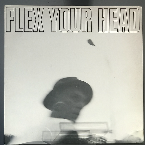 Flex Your Head: 1985 Discord Records Reissued Compilation