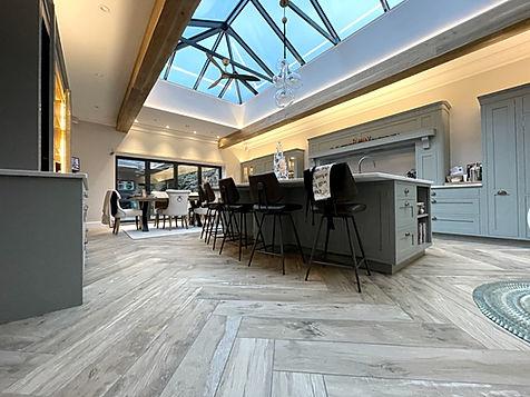 Luxury Kitchens in pigeon