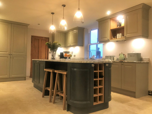 Lovely Jefferson kitchen