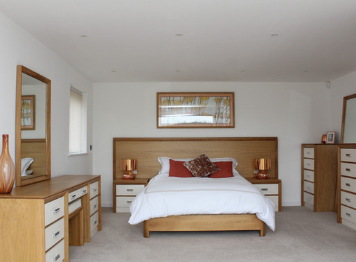 Bedroom projects in Collingham