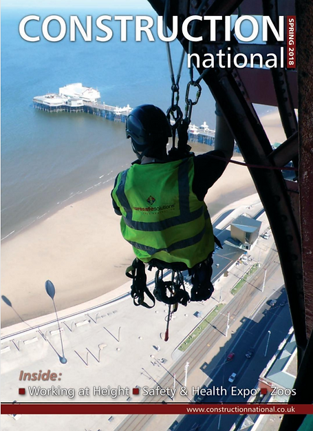 CONSTRUCTION NATIONAL SPRING 2018