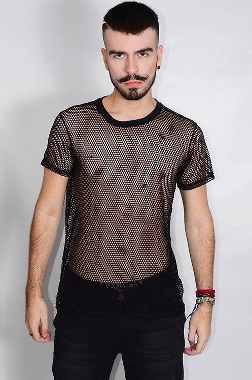 T-Shirt Black Sport