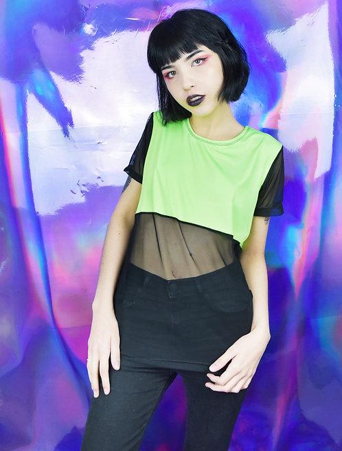 T-shirt Tule Neon