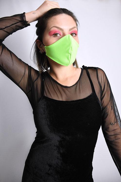 Mascara Verde Neon
