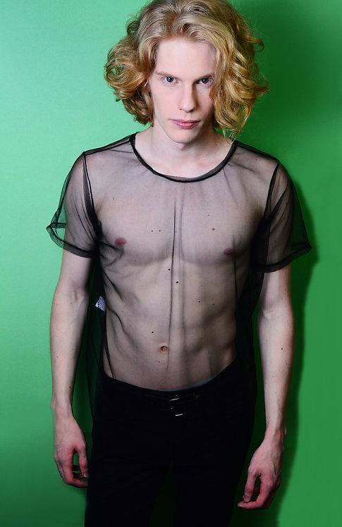 T-Shirt  Tule Black