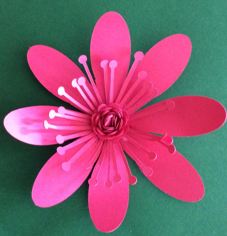 Flor estilizada.
