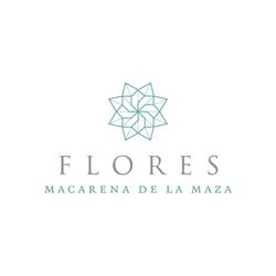 Logo Flores Macarena de la Maza