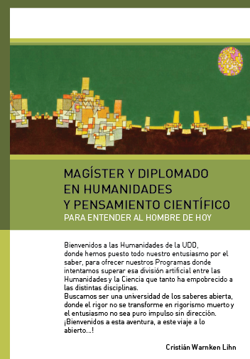 Folleto Magister y Diplomado UDD
