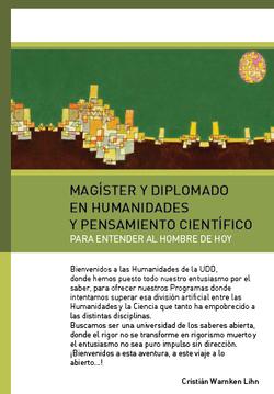 Folleto Magister y Diplomado UDD
