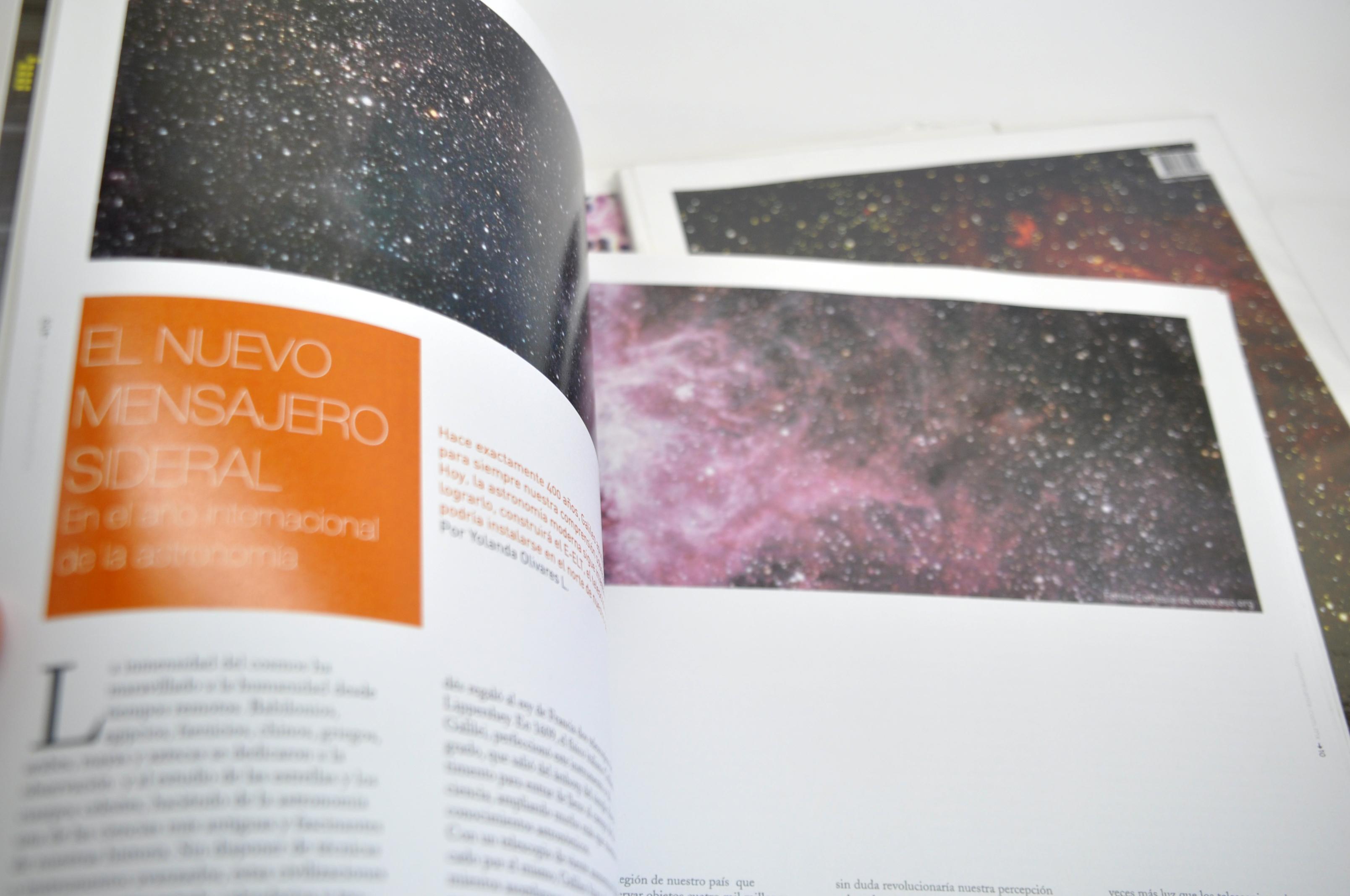 Rediseño Revista Muy Interesante