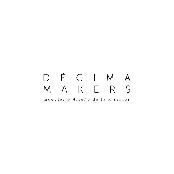 Logo Décima Makers