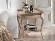 Tavolino da salotto classico in ciliegio