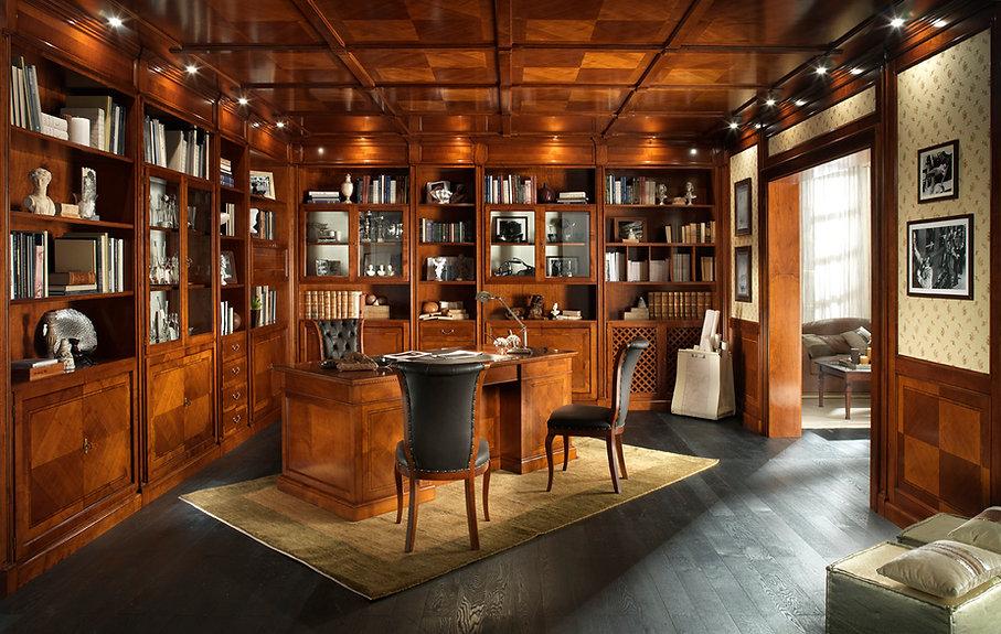 Moletta mobili collezione ca 39 rezzonico arredo su misura for Mobili studio casa
