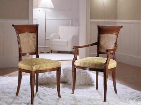 Sedia e polrona classica