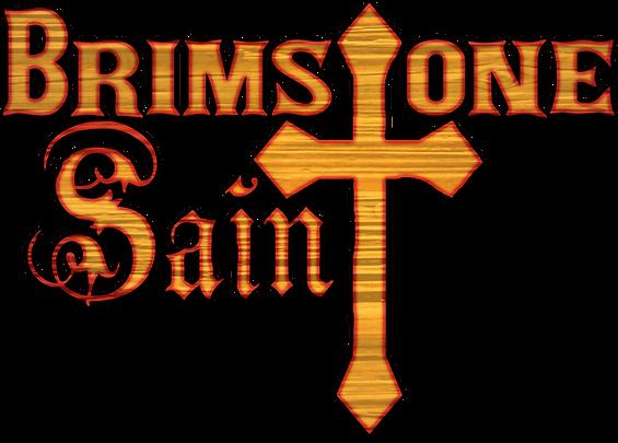 Brimstone Saint Logo