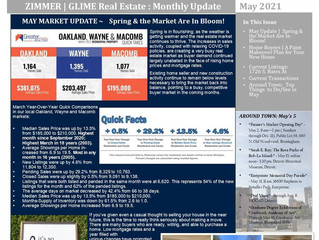 May Real Estate Newsletter