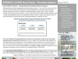Zimmer|Glime Real Estate Newsletter ~ July 2019