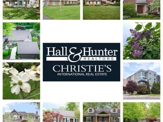 Hall & Hunter Real Estate Round Up...