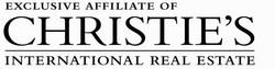 Christie's affiliate