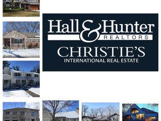 Hall & Hunter Real Estate Round