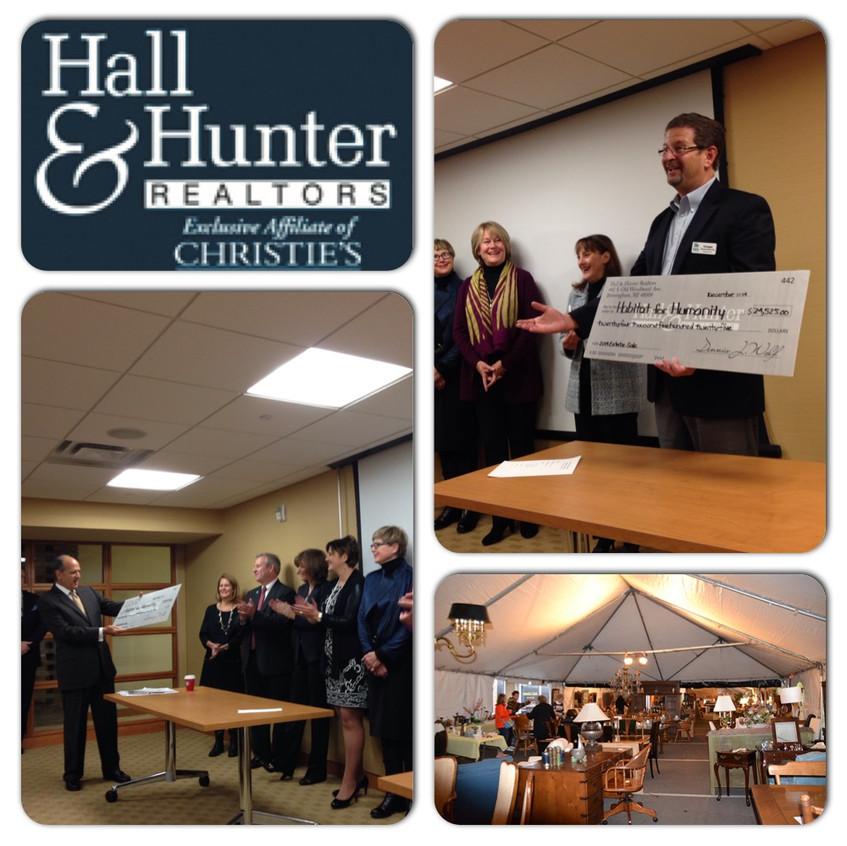 Hall & Hunter's Annual Estate Sale