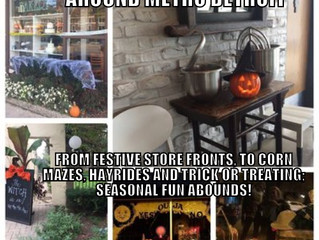 Explore Halloween Around the D!