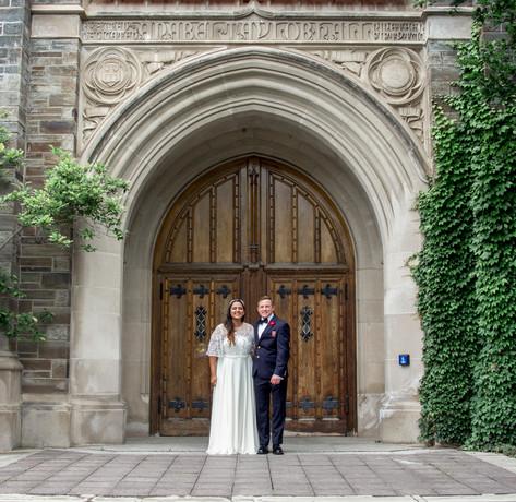Church Wedding Photo