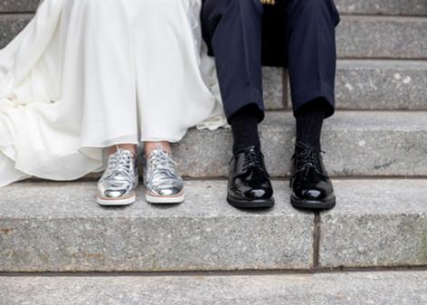 The Shiny Shoes