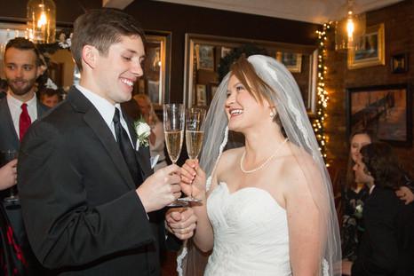 Wedding Day Cheers