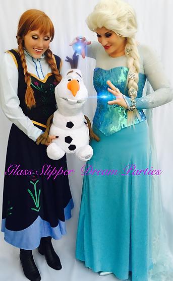 Vacaville Frozen Elsa Anna Olaf Birthday Characters sacrameto Fairfield