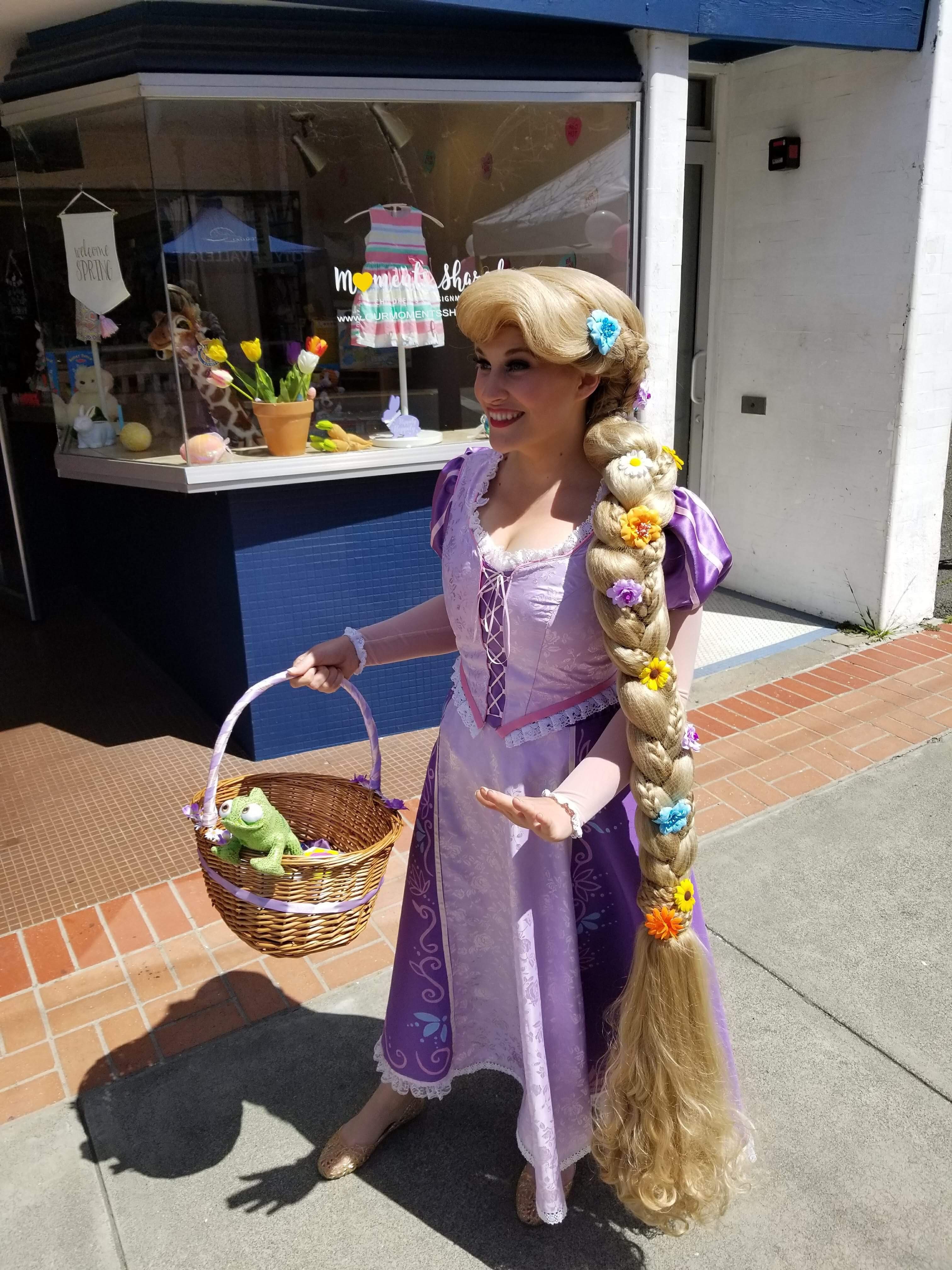 Rapunzel & Pascal's Adventures
