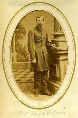 Captain Lewis Hallman