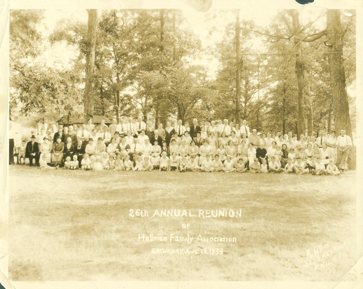 1933 Reunion