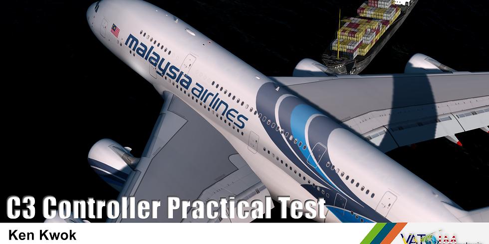 C3 CPT - Lumpur Radar