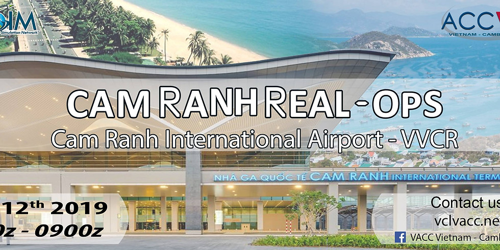 Cam Ranh Real Ops