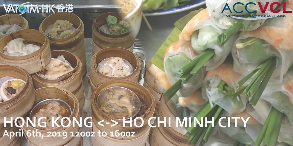 City Link Night - Hong Kong to Ho Chi Minh City