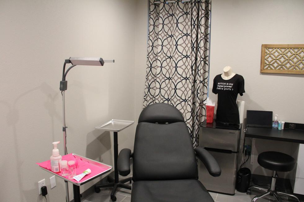Treatment at My Med Spa