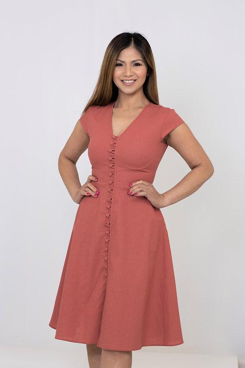 Makiling Dress