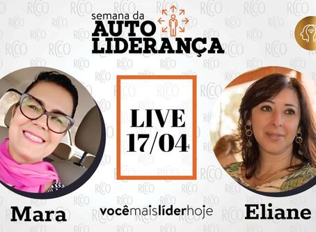 Live com Mara e Eliane