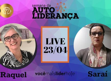Live com Raquel e Saraí