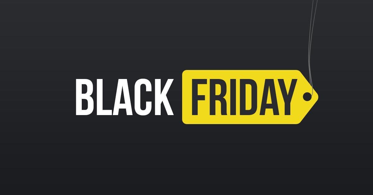Veja os destaques da Black Friday 2017