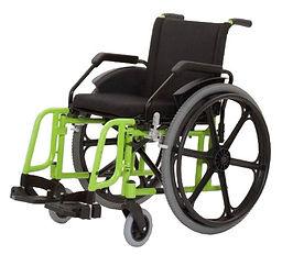 Cadeira de Rodas Reforçada
